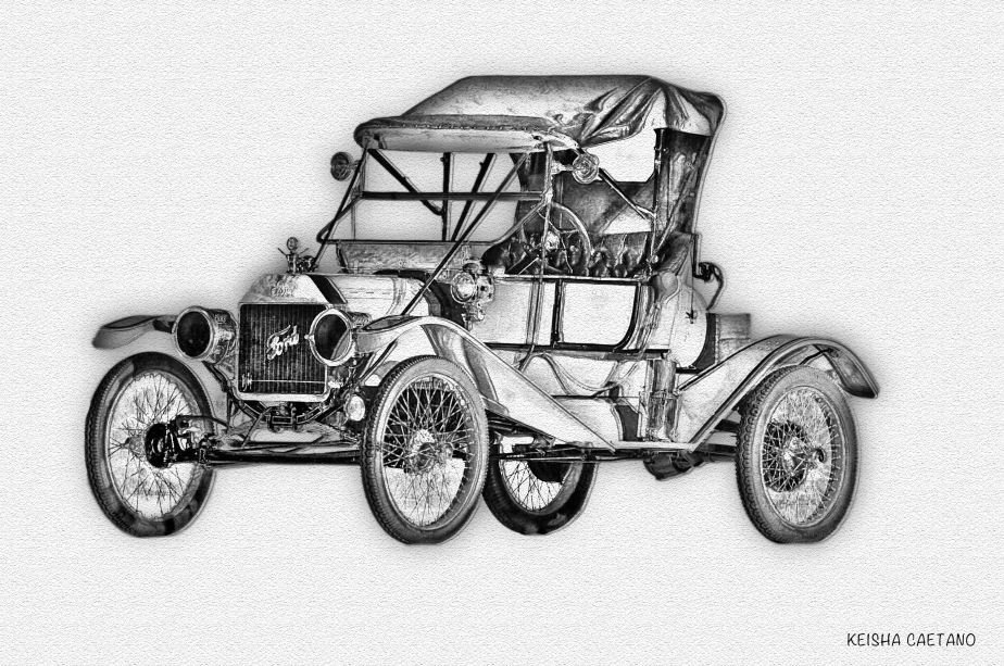 ford model T 2