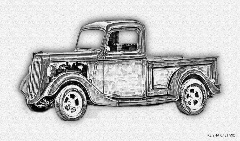 ford Pick up2